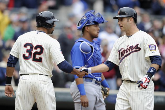 Mauer Homers, Nolasco Pitches Twins Past Royals