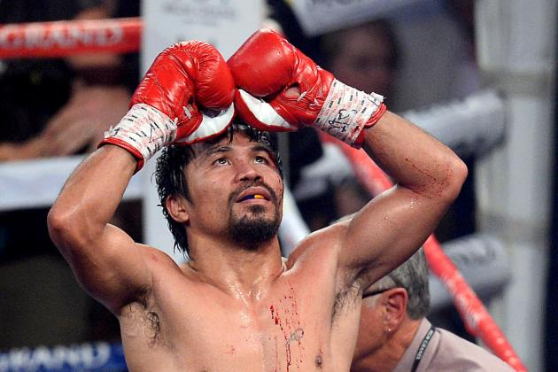 Manny Pacquiao vs Timothy Bradley 2: Analyzing Pac-Man's Next Step After Win