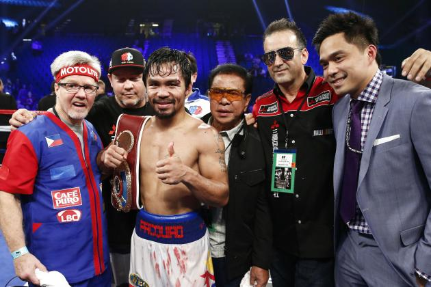 Pacquiao vs. Bradley 2 Scorecard: Pac-Man's Win Was Right Decision