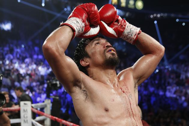 Pacquiao vs. Bradley 2 Results: Biggest Takeaways from Pac-Man's Unanimous Win