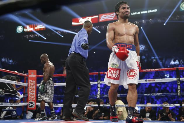 Pacquiao vs. Bradley 2 Winner: What Pac-Man's Victory Means for Immediate Future