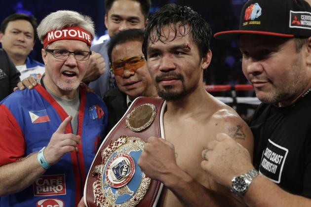 Pacquiao vs. Bradley Results: Breaking Down Pac-Man's Convincing Win