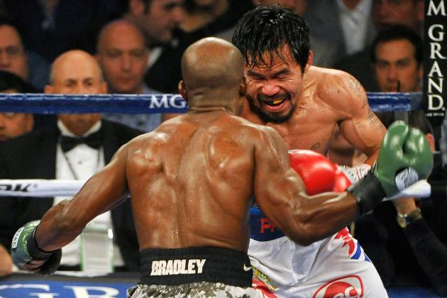 Pacquiao vs. Bradley 2 Replay: Online and TV Info for Wild Welterweight Bout