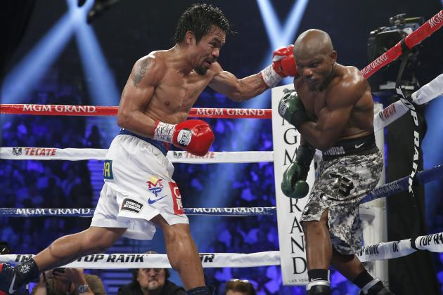 Pacquiao vs. Bradley Fight: Analyzing Each Fighter's Next Step