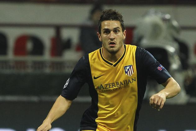 Manchester United Transfer News: Koke Rejection Shows Old Trafford Losing Allure