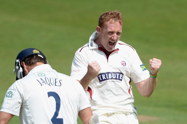 Somerset's Steve Kirby Ruled out of Action for Six Weeks