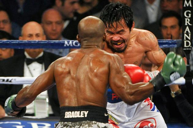 Manny Pacquiao Must Re-Ignite Floyd Mayweather Buzz After Win