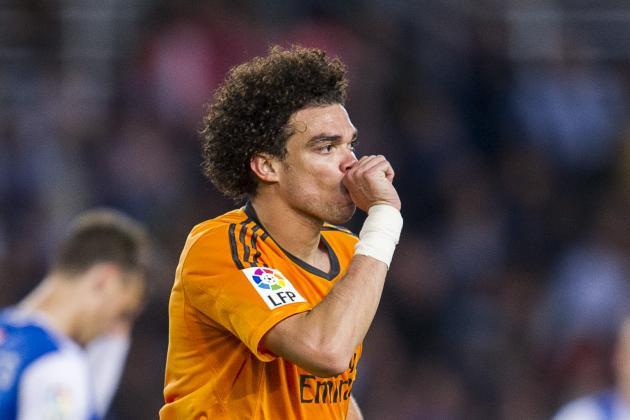 Pepe: No Favourites in Copa