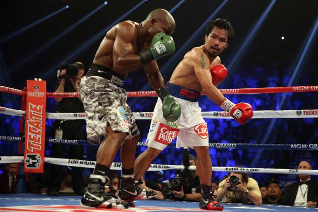 Pacquiao vs. Bradley Rematch: Pac-Man and Desert Storm Must Seek 3rd Bout
