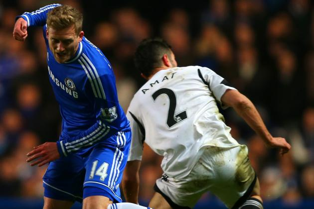 Swansea vs. Chelsea: Premier League Live Score, Highlights, Report