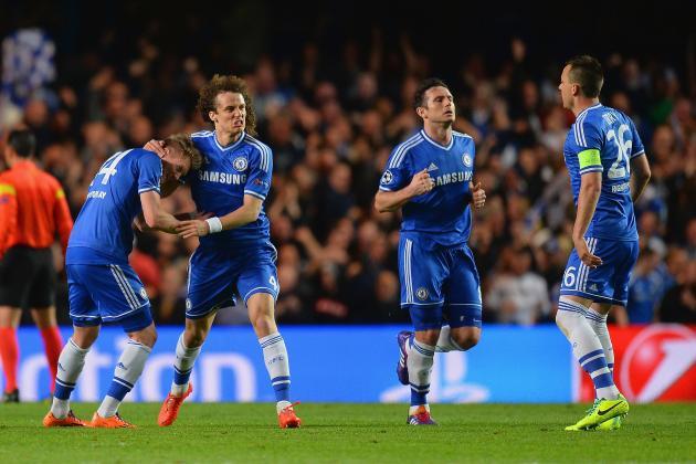 Swansea vs. Chelsea: Live Player Ratings for Jose Mourinho's Blues