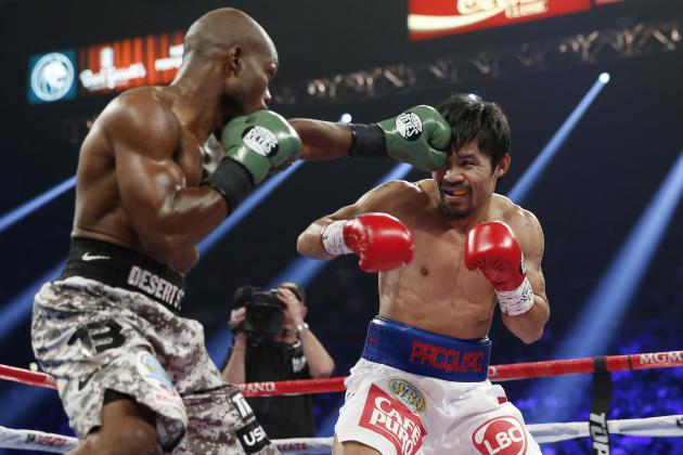 Pacquiao vs. Bradley 2: Examining Career Path for Both Fighters After Title Bout