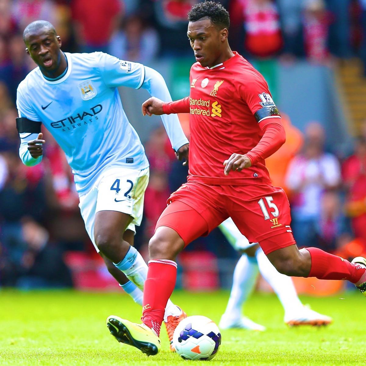 Psg Vs Manchester City Live Score Highlights From: Liverpool Vs. Manchester City: Premier League Live Score