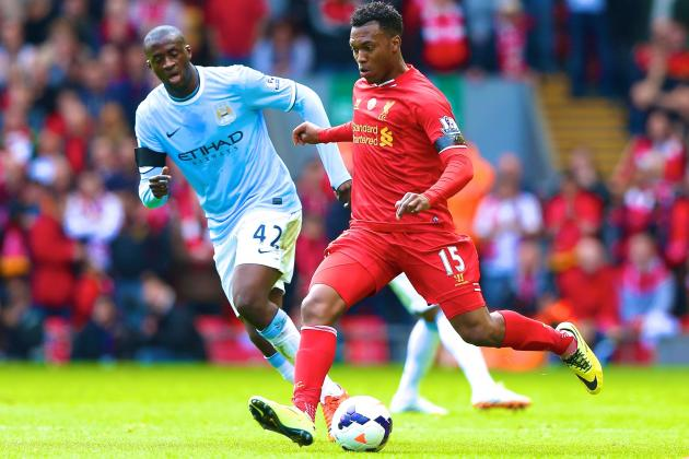 Liverpool vs. Manchester City: Premier League Live Score, Highlights, Report