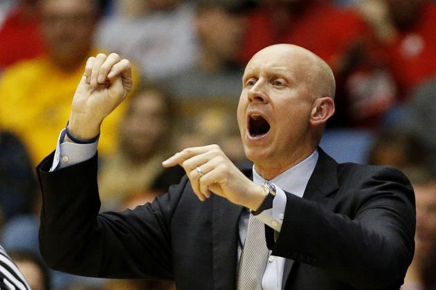 Chris Mack Staying at Xavier