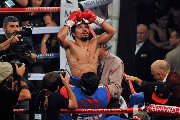 Pacquiao vs. Bradley 2 Round-by-Round Assessment and Final Judges' Scorecard