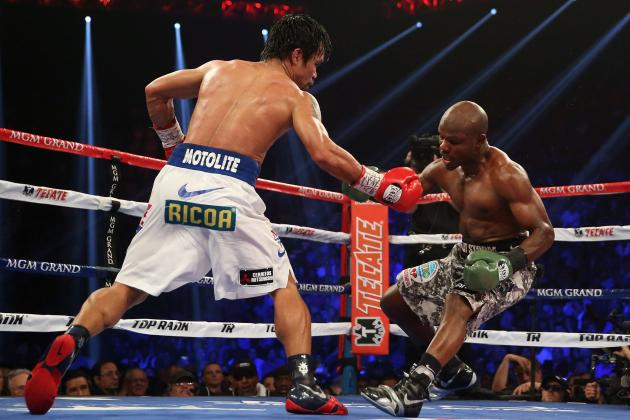 Pacquiao vs. Bradley 2: Why Title Results Shouldn't Set Up Rematch