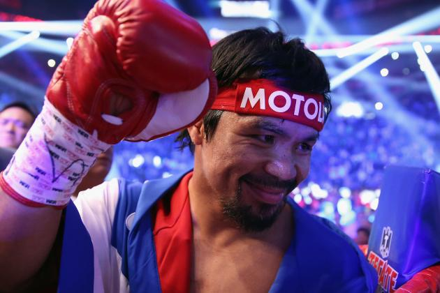 Manny Pacquiao's Inability to Finish Timothy Bradley Is Bad Sign for Future