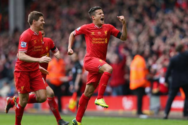 Liverpool vs. Manchester City: Score, Grades and Post-Match Reaction