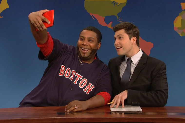 'Saturday Night Live' Spoofs David Ortiz in Hilarious 'Weekend Update' Skit