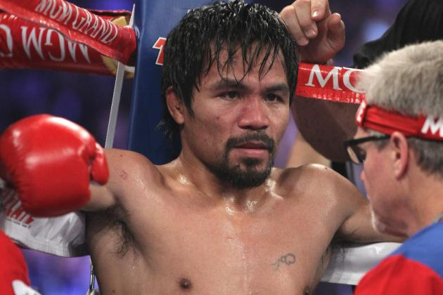 What Manny Pacquiao Must Do to Capitalize on Victory over Timothy Bradley