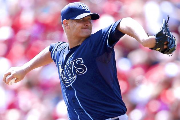 Alex Cobb Injury: Updates on Rays Pitcher's Oblique Strain and Return