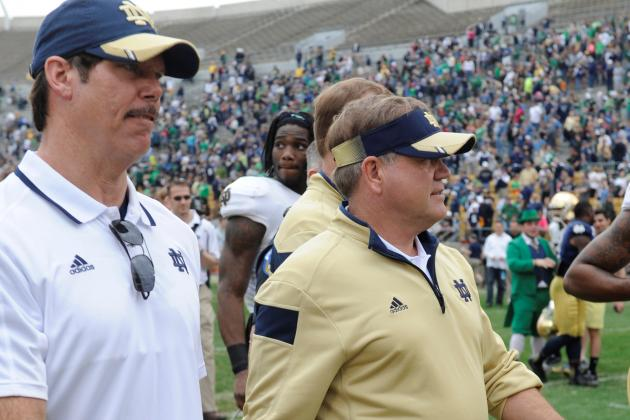 ISD Video: Brian Kelly and Players