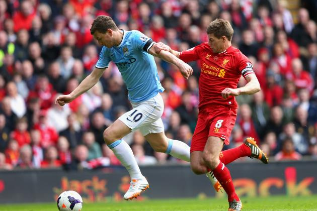 Liverpool vs. Manchester City: Reaction from Brendan Rodgers, Manuel Pellegrini