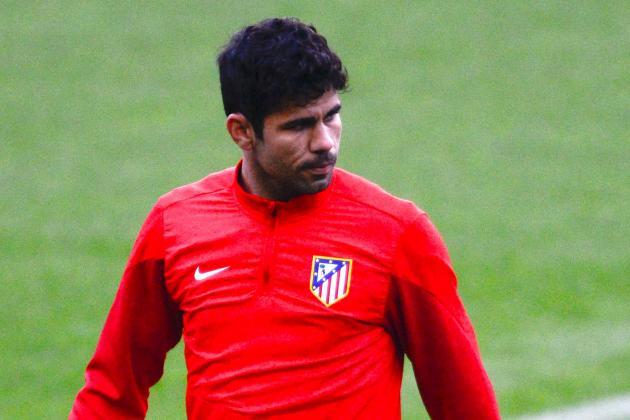 Costa Returns to Face Getafe