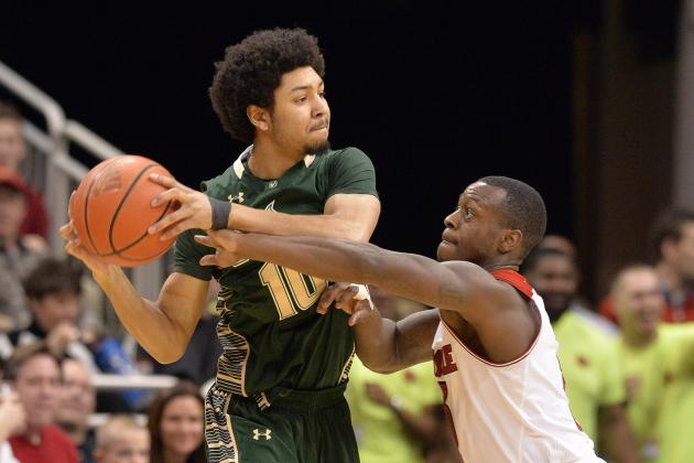 Former USF Guard Josh Heath Transferring to Georgia Tech