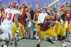 USC Football: Will Sark Feature a Running Back by Committee in 2014?