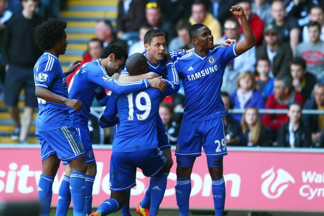 Swansea vs. Chelsea: Post-Match Reaction from Garry Monk and Steve Holland