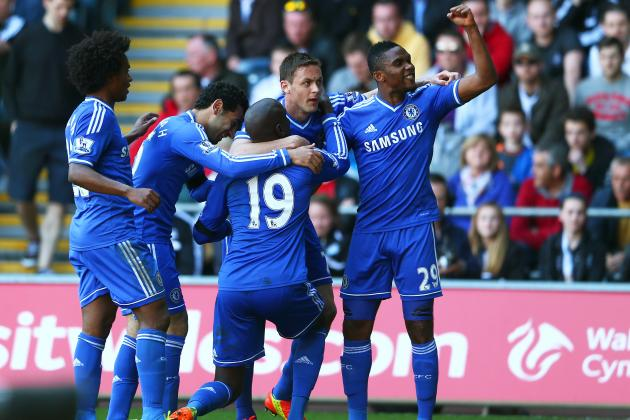Swansea City vs. Chelsea: Premier League Score, Grades and Post-Match Reaction