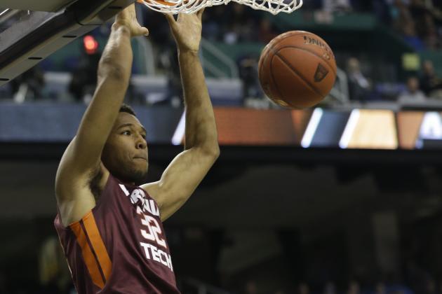 Virginia Tech Transfer Trevor Thompson Heading to Ohio State
