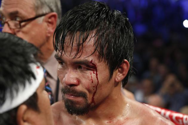 Manny Pacquiao Must Avoid Floyd Mayweather Despite Win Over Timothy Bradley