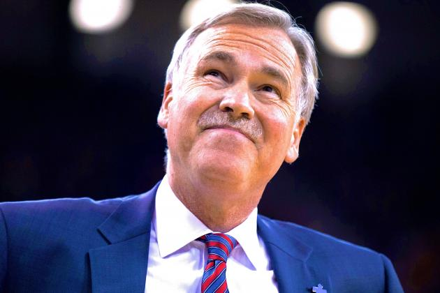 Report: Los Angeles Lakers Looking for 'Peaceful' Way to Part with Mike D'Antoni