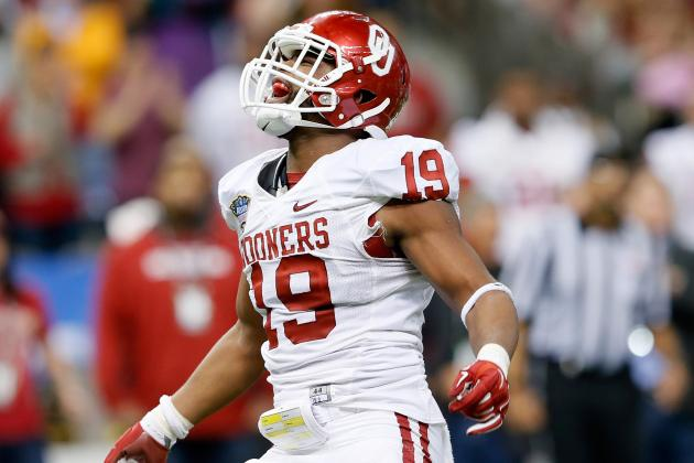 Eric Striker and the OU Defense Provides Plenty of Reason for Optimism