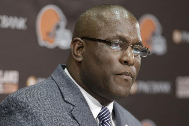 If Cleveland Browns GM Ray Farmer Were a Pitcher, We'd Be Impressed