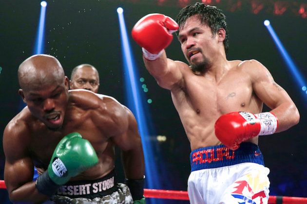 The New Manny Pacquiao: Will Aging Veteran Continue to Find Ways to Win?