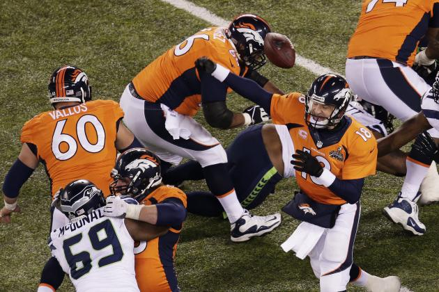 NFC West Tough Test for Peyton Manning, Denver Broncos to Pass in 2014