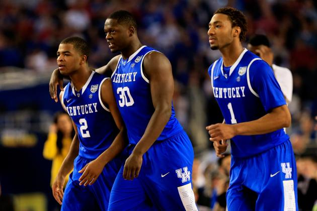 ESPN's Chad Ford Breaks Down Kentucky's NBA Prospects