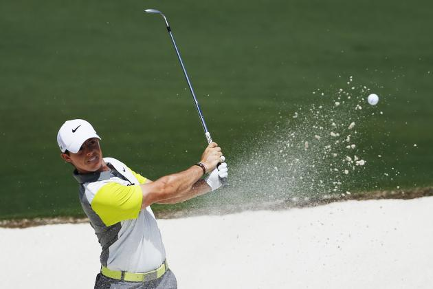 Rory McIlroy at Masters 2014: Day 4 Leaderboard, Score and Twitter Reaction