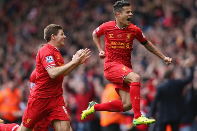 Premier League Table 2014 Week 35: Updated Standings and EPL Landscape