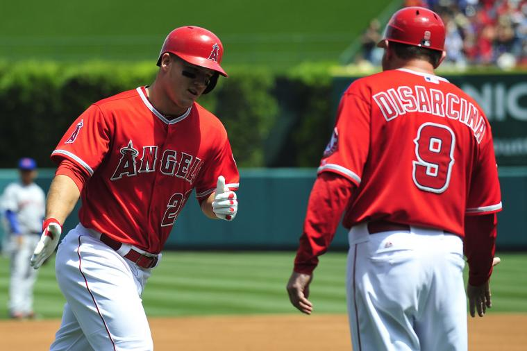 Los Angeles Angels Hit Back-to-Back-to-Back Home Runs off Bartolo Colon