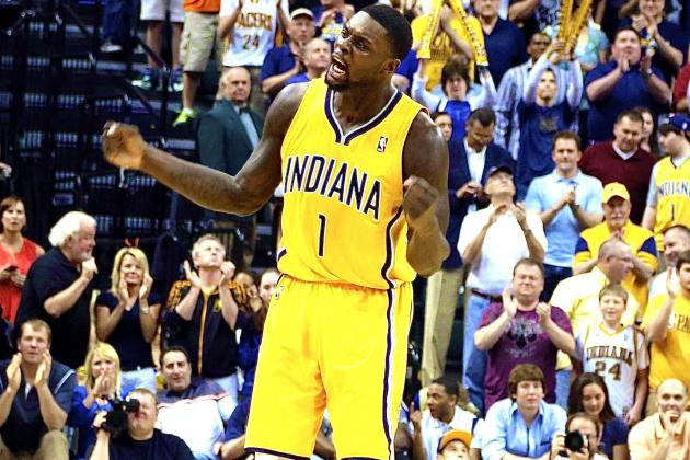 Lance Stephenson Proves Value as Pacers' X-Factor in Win over OKC Thunder
