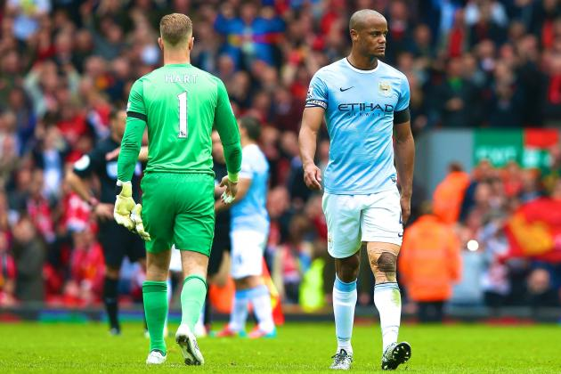 Liverpool Loss Hurts, but Manchester City Not out of Title Race Yet