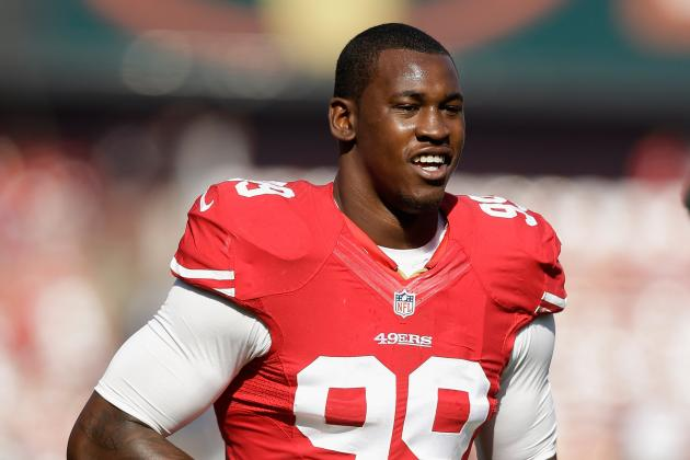 Watch: Aldon Smith Detained by Police at LAX
