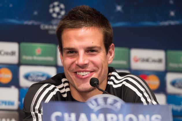 Cesar Azpilicueta: I Like Chelsea Fans Calling Me Dave