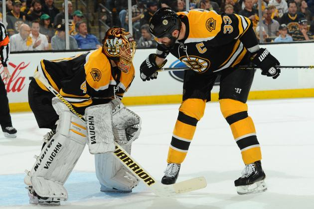 Will the Boston Bruins Fall to a Presidents' Trophy Hex in the Playoffs?