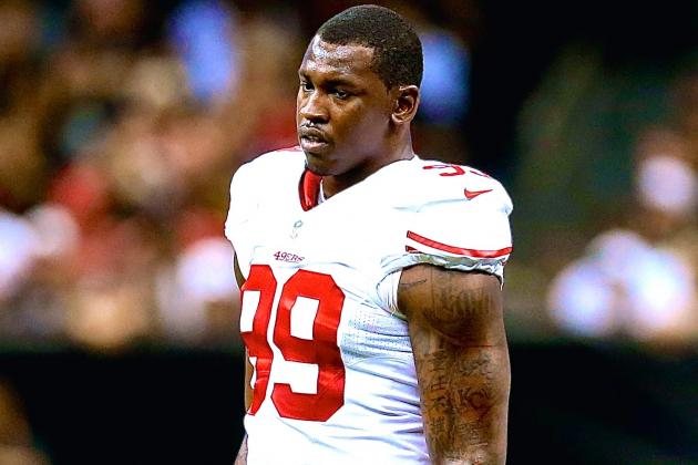 Aldon Smith Detained: Latest Details and More on 49ers Star